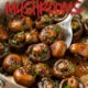 This Garlic Mushrooms Recipe is a quick and easy side dish that's ready in just 15 minutes or less!