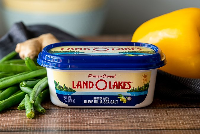 Farmer-owned Land O'Lakes butter company