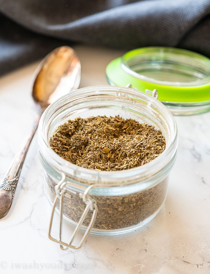 Store seasoning in an airtight container for maximum freshness.