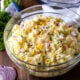 This lightened up Instant Pot Potato Salad is a fun and tasty side dish that's perfect for all your potlucks and family gatherings.