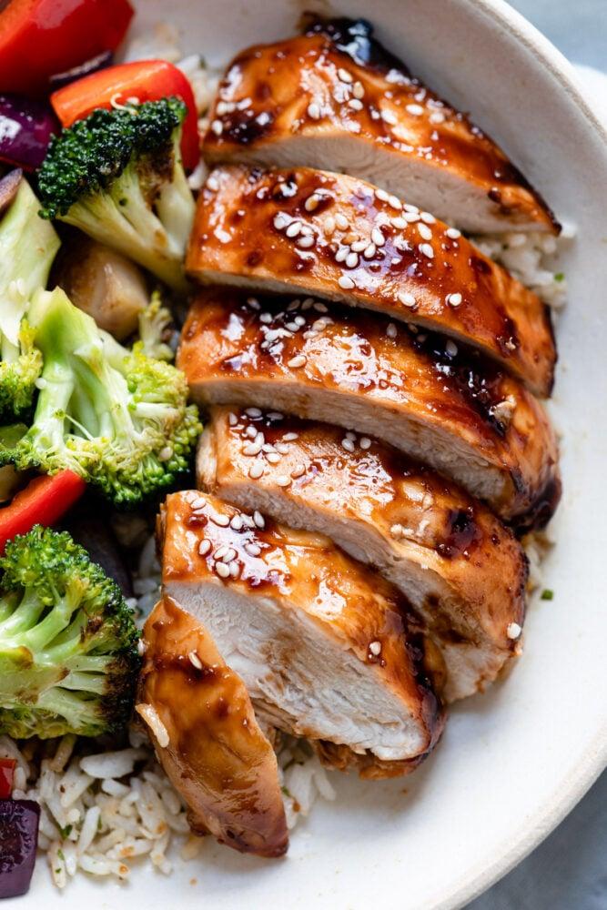 juicy teriyaki chicken recipe